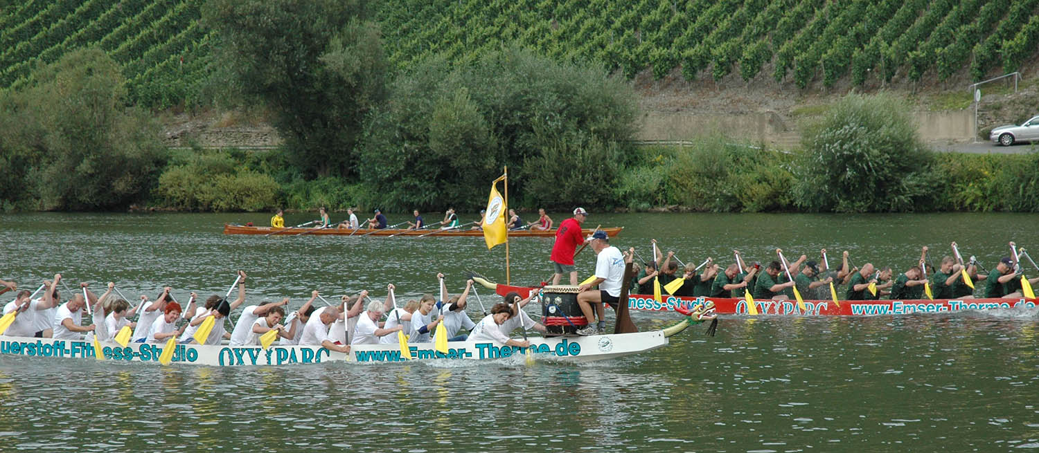 Briedel-Mosel-Drachenboot